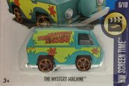 The Mystery Machine DTX34