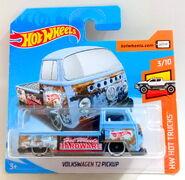 Volks T2 Pickup - Trucks 3 - 18 - 2 Cx