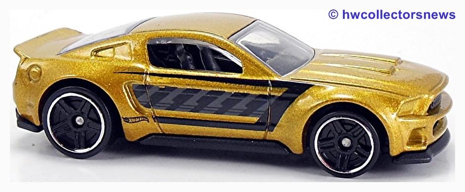 2014 Custom Mustang Hot Wheels Wiki Fandom