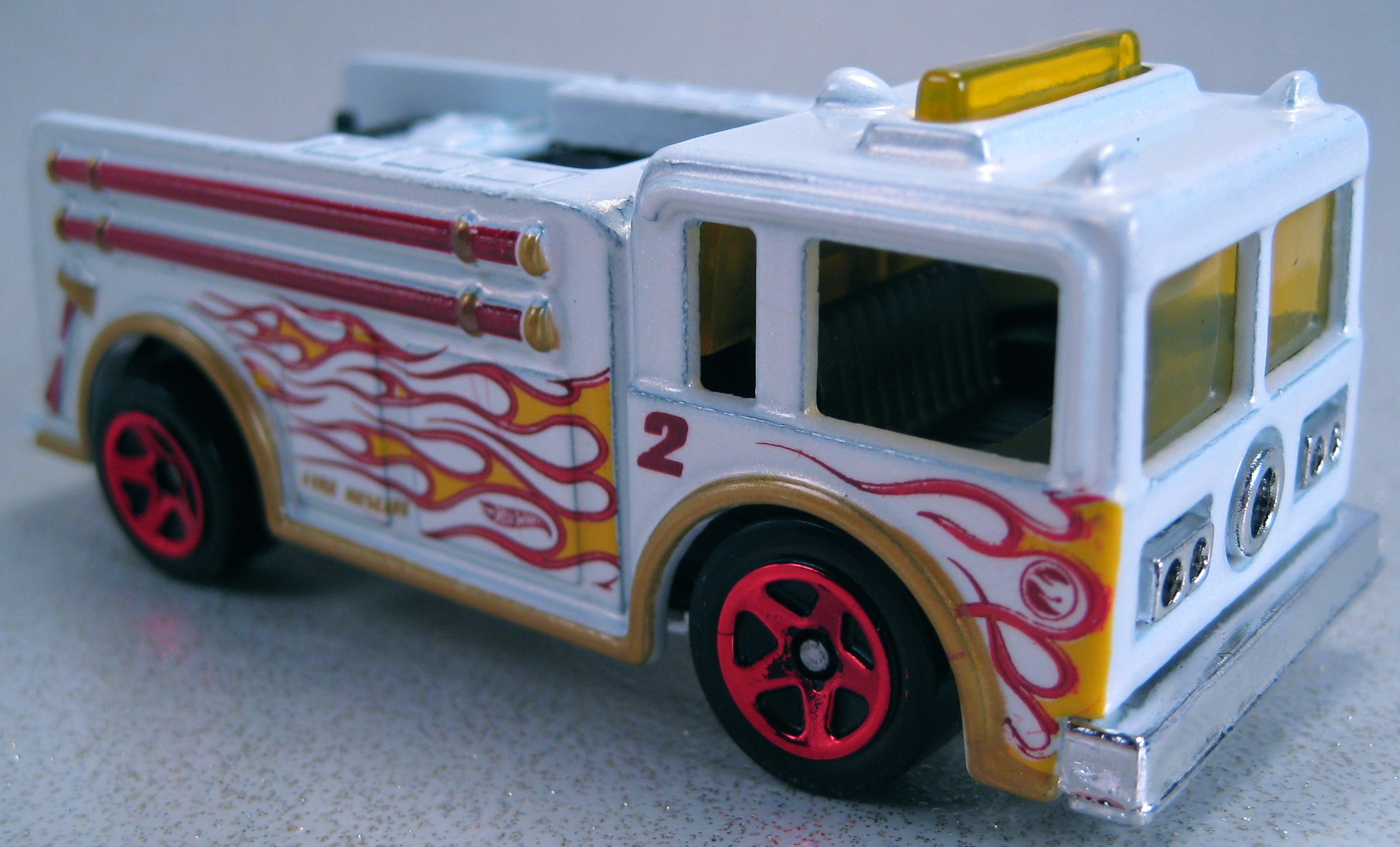 Contemporary Manufacture Toys Hobbies Hot Wheels Treasure Hunts Fire Eater