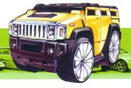 Hummer H2 Dave W