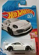 Porsche 911 GT3 RS - FJX93 Card