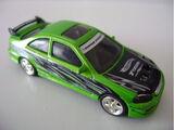 Honda Civic Si (100% Hot Wheels)
