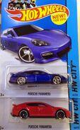 Porsche Panamera Color Vari