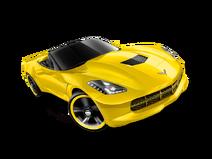 Convertible '14 Corvette® Stingray™