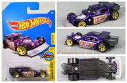 Hot wheels 2017 Aristo rat