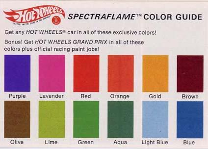 Spectraflame Hot Wheels Wiki FANDOM powered by Wikia