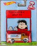2014 Hot Wheels Pop Culture Peanuts '51 GMC C.O.E carded