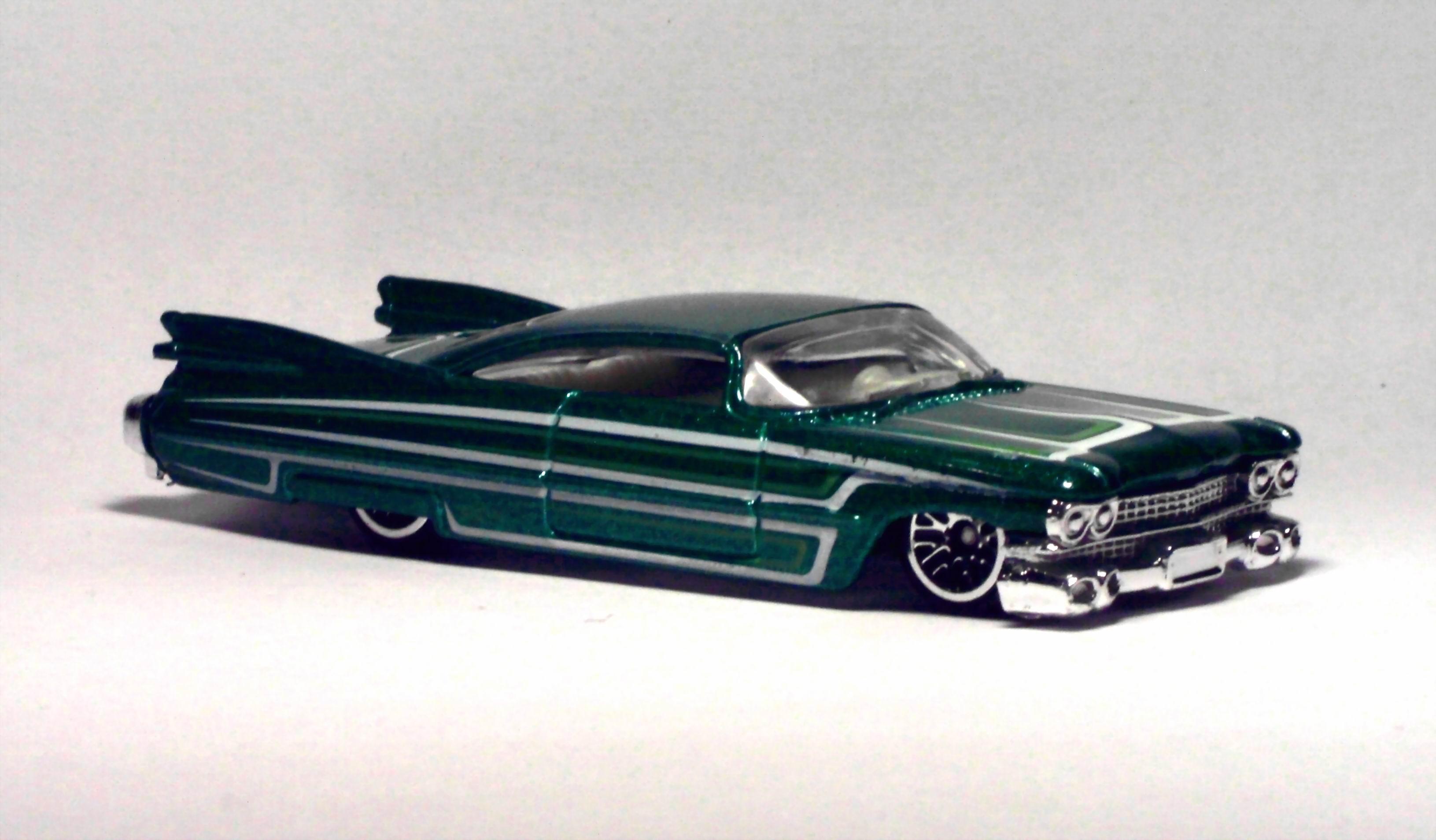 Image Custom 59 caddy cotd Hot Wheels Wiki