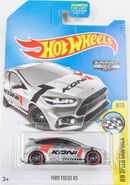2017 HW Speed Graphics 08-10 '16 Ford Focus RS 'Koni' ZAMAC (Walmart Exclusive)
