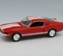 '67 Shelby GT500 (100% Hot Wheels)