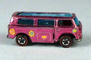 1969 Hot Wheels Beach Bomb Rose (2)