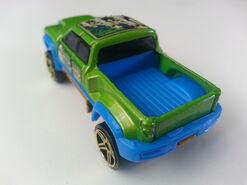 Mega-Duty rear