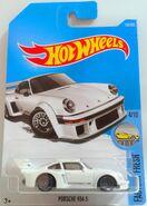 Porsche 934.5 - DTW87 Card