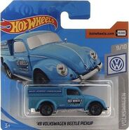 '49 Volkswagen Beetle Pickup - FYB78 Card