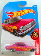 63 Chevy II (Pin) Flames 7 - 17 Cx