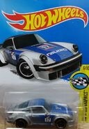 2016 181-250 HW Speed Graphics 06-10 Porsche 934 Turbo RSR '17 Falken' Silver
