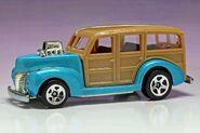 '40's Woodie 2010 HW Garage - 4631ff