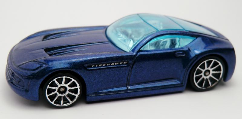 Chrysler Firepower Concept | Hot Wheels Wiki | FANDOM powered by Wikia