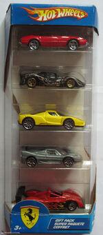 Ferrari 5-Pack 24