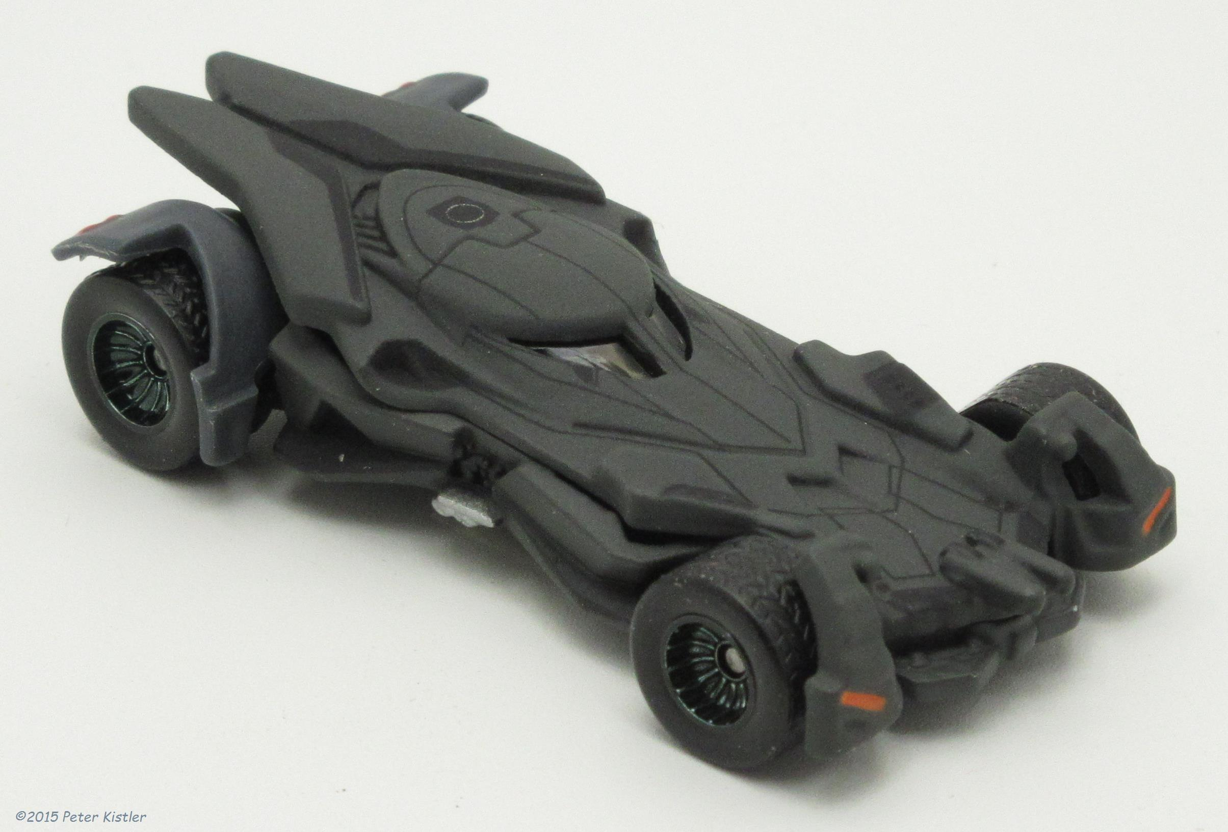 Batmobile BATMAN SUPERMAN V in 1:64 HOT WHEELS djf57 RETRO ENTERTAINMENT
