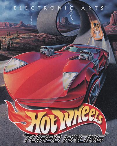 9d0fbe6d1d1 Hot Wheels  Turbo Racing