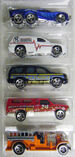 Hot Wheels City 5-Pack-2