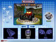 Sweet 16 II was Playable in Hot Wheels Mechanix PC 2001 Original Game