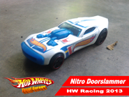Nitro Doorslammer 2013