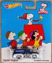 2014 Hot Wheels Pop Culture Peanuts '56 Ford F-100 Panel carded