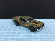 2019 Hot Wheels '68 Mercury Cougar