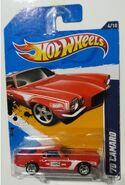 70 Camaro (V5448) (card)