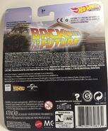 Ford Super Deluxe. BtTF 2019.Card Back