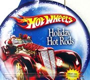 Wal-Mart 2007 Holiday Hot Rod Card