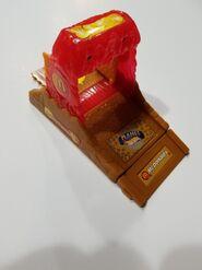 2001 McDonalds Geothermal Blast Ramp and Gate