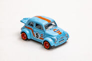 60s Fiat 500D Modificado - Gulf-FYN57 (1)