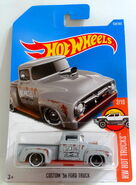 Custom 56 Ford Truck - Trucks 2 - 17 Cx