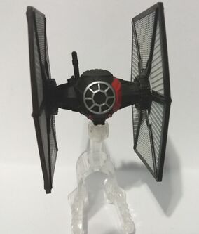 First Order Special Forces Tie Fighter (CKJ67) 01