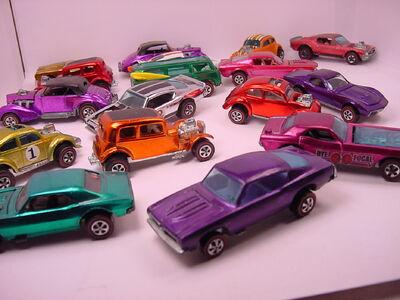 Group Rainbow Flyin Colors