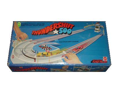 Thundershift 500