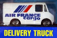 Air France Cargo Delivery Truck - 5998cf