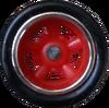 Chrome & Red RR5SP