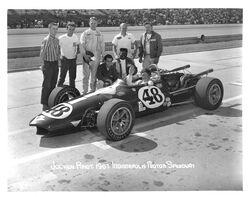 1967 Jochen Rindt and crew 1967 64