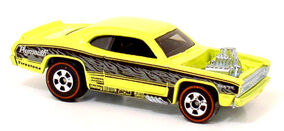 72 Duster Thruster - Since 68 Muscle Cars
