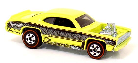 Image 72 Duster Thruster Since 68 Muscle Cars Jpg Hot Wheels