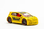 FYF75 Golf GTI Yellow Momo-4