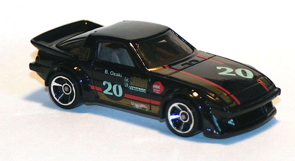 Mazda Rx 7 Hot Wheels Wiki Fandom Powered By Wikia