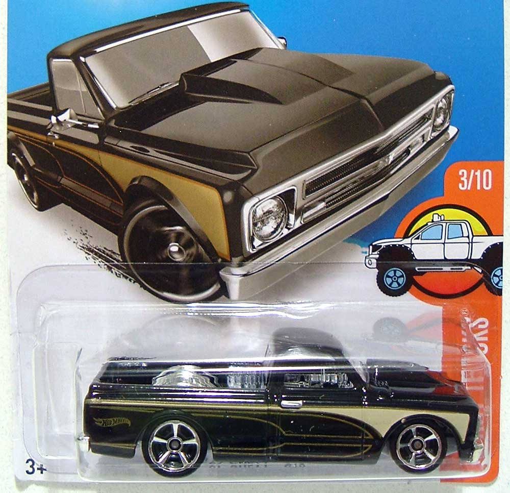 All Chevy chevy c10 wiki : Image - HW '67-Chevy-C10 Black DSCF6800.jpg | Hot Wheels Wiki ...