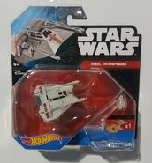 Rebel Snowspeeder (card) 50%