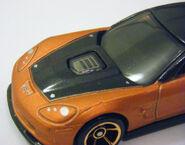 09 Corvette ZR1 - 09 FTE CU Hood